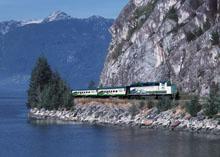 Whistler Rail & Wings