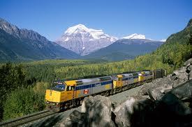 Trains Vancouver