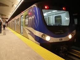 Train Vancouver