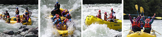 White Water Rafting Vancouver