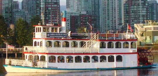 Vancouver Boat Tours Bcpassport