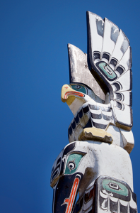 vancouver-native-american-totem-pole-british-columbia-canada