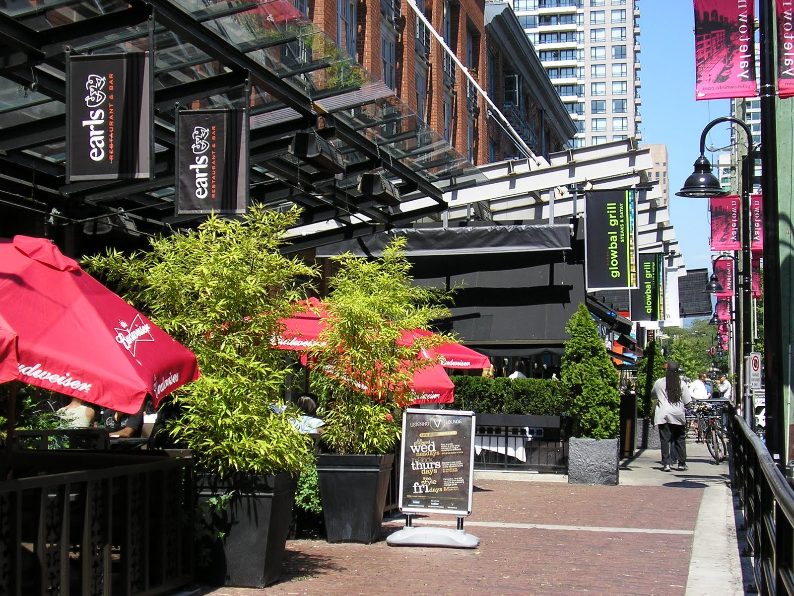 Boutique Hotels Vancouver Yaletown
